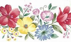 flower border wallpaper 5 secrets how to use flower wallpaper borders to create a