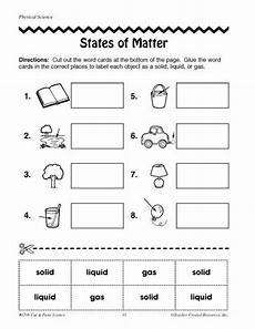 worksheets in science grade 2 12241 free printable phases of matter worksheets click here science worksheets matter science