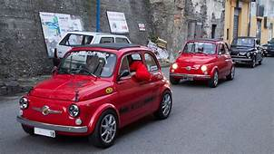 CLUB FIAT 500 AND CLASSIC CARS MEETING Ferrari Fulvia