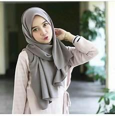 Gambar Jilbab Pashmina Model Terbaru