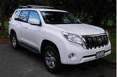 Toyota Land Cruiser Prado вікіпедія