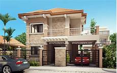 two story house plans series php 2014004 pinoy php 2015023 four bedroom two storey contemporary