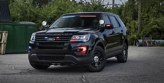 Ford Unveils 'no Pro' Light Bar For Police Interceptor