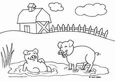 simple farm animals coloring pages 17459 diy farm crafts and activities with 33 farm coloring pages page 2 of 2