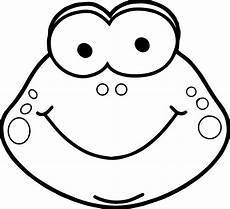 frog coloring page with images