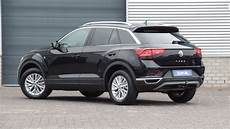 Volkswagen New T Roc Style 2018 Black Pearl 16 Inch
