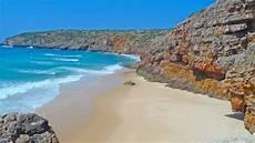 praia das furnas beach algarve hd youtube
