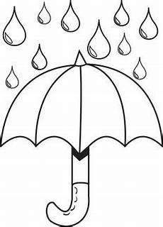 Gratis Malvorlagen Regenschirm Pdf Regenschirm Vorlage Schule Vorlagen