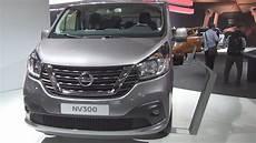 Nissan Nv300 Premium Dci 145 Combi 2017 Exterior And