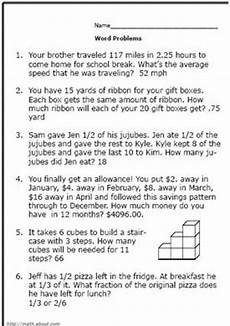 math word problem solving worksheets 11139 realistic math problems help 6th graders solve real questions math word problems word