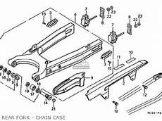 honda vfr400rg ya 1986 home market parts list partsmanual partsfiche
