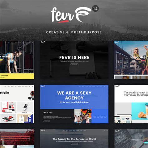 fevr v1 2 9 4 creative multipurpose theme