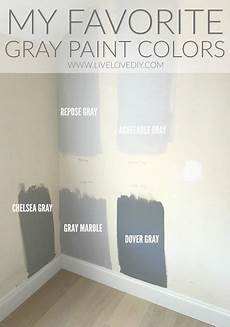 the best gray paint colors revealed livelovediy blog grey paint grey paint colors best