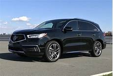 2017 acura mdx test review autonation