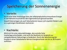 Vor Und Nachteile Sonnenenergie - sonnenenergie