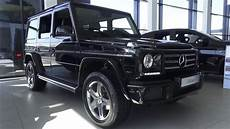 G 350 Professional - 2016 mercedes g 350d w463 start up engine and in