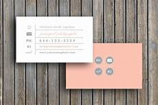 Etsy Photo Card Templates Business Card Template Business Cards Vintage Business Card