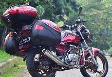 Modifikasi Motor Thunder 125 Touring by Tips Modifikasi Suzuki Thunder 125 Touring Modifikasi