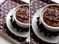 mikrowelle kuchen easy yummy mikrowellenkuchen mit schokolade