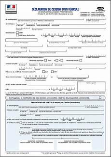 certificat de cession de véhicule 2018 15 certificat de cession d un vehicule empereur