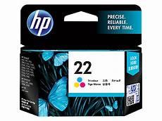 Hp 22 Tri Color Original Ink Cartridge C9352aa Hp 174 India