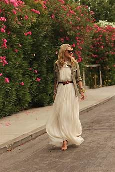style files 20 ways to rock a maxi skirt or dress