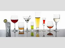 Restaurant Glassware: Use Style To Sell Drinks   Back Burner