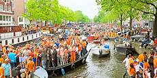A Guide To Celebrating King S Day In Amsterdam