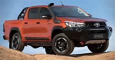 2019 toyota hilux news design equipment new truck models