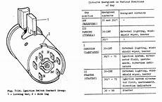 3 Best Images Of Typical Ignition Switch Wiring Diagram