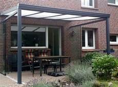 glas für terrassendach terrassendach 5 x 3 m alu anthrazit vsg glas 8mm terrasse