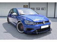 golf 7r tuning vw golf 7 r facelift racer side skirts