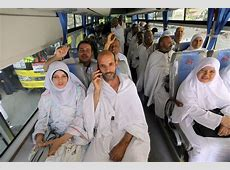 2M Muslims throng Mina for start of annual hajj   The Blade
