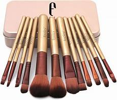 foolzy set of professional makeup brushes kit price in