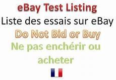 bid or buy buy new ebay test listing do not bid or buy in draper