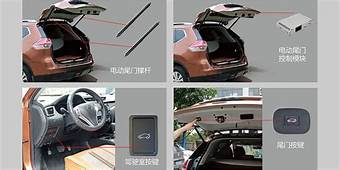 Power Operated Tailgate Lift Assisting System TL105 – Autoease
