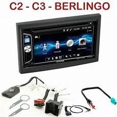 autoradio 2 din alpine citro 235 n c2 c3 pluriel usb cd