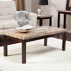 Marble Coffee Table carmine faux marble coffee table coffee tables at hayneedle