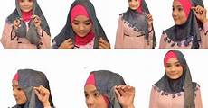 Toko Mekkah Tips Memakai Jilbab Segi Empat Dengan Mudah