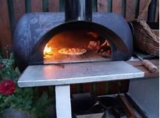 Tank Pizza Oven Hornos Horno Parrilla Horno De Tambor