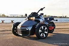 Essai Du Can Am Spyder F3 S Trois Cylindres Pour Trois