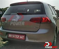 mk7 vw golf spotted in india 2