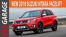 2018 Suzuki Vitara Facelift Specs And Review