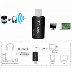 3 5mm usb bluetooth stereo audio transmitter receiver