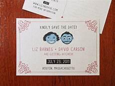Funky Wedding Invitations