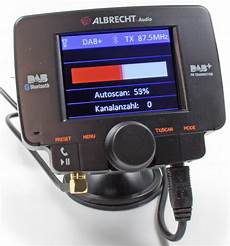 albrecht dr 56 dr56 dr 56 autoradio dab adapter pmr