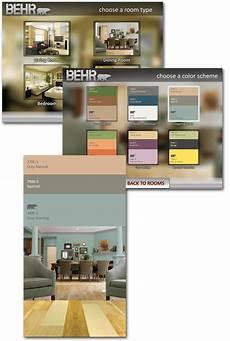 behr paint colors interactive behr paint home depot kiosk behance