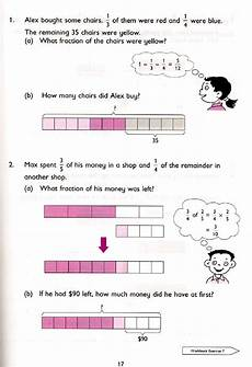 fractions word problems and words pinterest