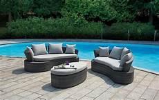 divanetto rattan set divanetto giardino senigallia 2 divani onda tavolino