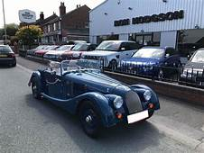 Morgan Plus 4  Ron Hodgson Specialist Cars Lancashire